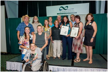 recipients of the Alternatives Community Bridging Award